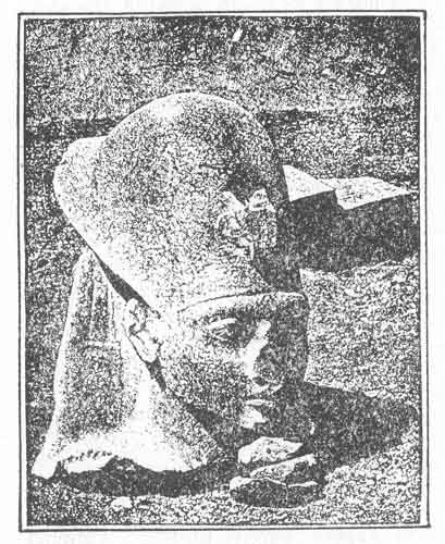 An Ancient Cushite.RAMESES II, SURNAMED ''THE GREAT.''