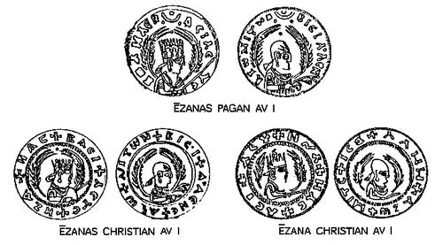 King Ezanas